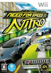 Need For Speed Nitro JP Wii Prices