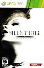 Manual - Front | Silent Hill HD Collection Xbox 360
