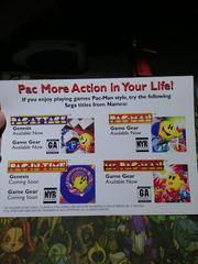 Other Pac Man Games | Pac-Man 2 The New Adventures Sega Genesis