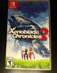 Front Case | Xenoblade Chronicles 2 Nintendo Switch