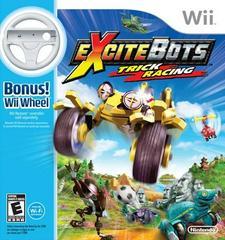 Excitebots: Trick Racing [Wheel Bundle] Wii Prices
