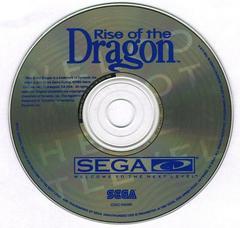 Rise Of The Dragon - Disc | Rise of the Dragon Sega CD