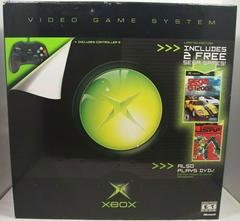 Sega GT JSRF Bundle | Xbox System Xbox