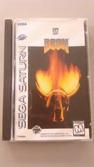 North American Cover | Doom Sega Saturn