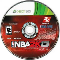 Game Disc | NBA 2K13 Xbox 360