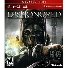 Dishonored [Greatest Hits] Playstation 3 Prices