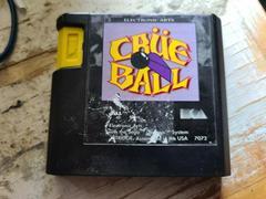 Cartridge (Front) | Crue Ball Sega Genesis