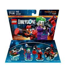 DC Comics - Joker & Harley Quinn [Team Pack] Lego Dimensions Prices