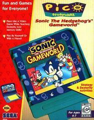 Sonic the Hedgehog's Gameworld Sega Pico Prices