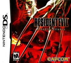 Front Cover | Resident Evil Deadly Silence Nintendo DS