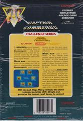Box Back | Mega Man [First Print] NES