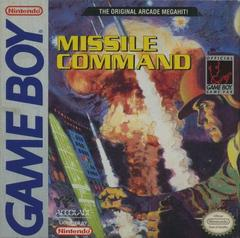 Missile Command GameBoy Prices