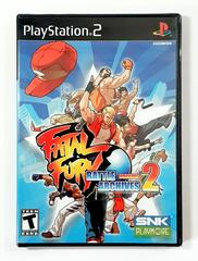US/CND Front | Fatal Fury Battle Archives Volume 2 Playstation 2