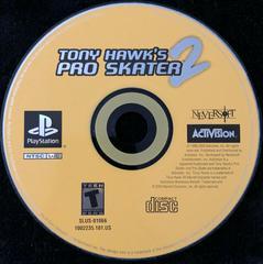Disc | Tony Hawk 2 Playstation