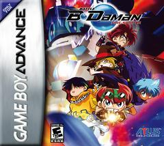 Box - Front   Battle B-Daman: Fire Spirits GameBoy Advance