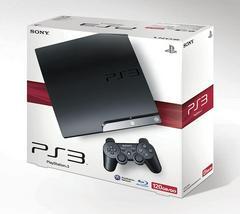Box   Playstation 3 Slim System 120GB Playstation 3