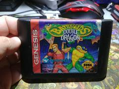 Front Cart | Battletoads and Double Dragon The Ultimate Team Sega Genesis