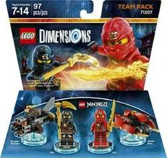 Ninjago [Team Pack] Lego Dimensions Prices