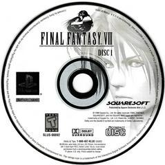 Game Disc 1 | Final Fantasy VIII Playstation