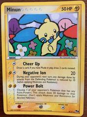 Minun [Holo] Pokemon POP Series 3 Prices