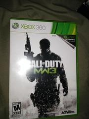 Artwork Front | Call of Duty Modern Warfare 3 Xbox 360