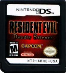 Cartridge | Resident Evil Deadly Silence Nintendo DS
