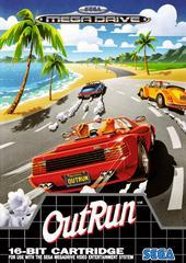 OutRun PAL Sega Mega Drive Prices