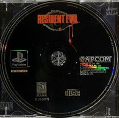 Disc   Resident Evil Playstation