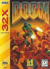 Doom - Front | Doom Sega 32X