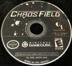 Disc | Chaos Field Gamecube
