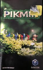 Manual Front | Pikmin Gamecube