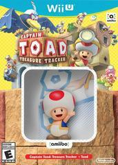Captain Toad: Treasure Tracker [amiibo Bundle] Wii U Prices