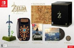 Master Edition Contents | Zelda Breath of the Wild [Master Edition] Nintendo Switch