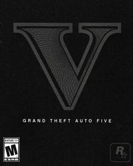 Manual - Front | Grand Theft Auto V Playstation 4