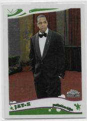 Jay Z Basketball Cards 2005 Topps Chrome Prices