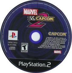 Disc | Marvel vs Capcom 2 Playstation 2