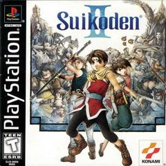 Suikoden II Playstation Prices