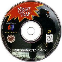 Night Trap - Disc 2 | Night Trap Sega 32X