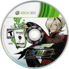 Game Disc | King of Fighters XIII Xbox 360