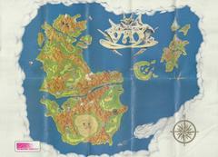 Vay - Map | Vay Sega CD