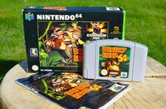 Donkey Kong 64 CIB | Donkey Kong 64 PAL Nintendo 64