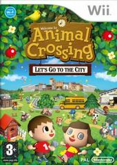 Animal Crossing: Let's Go to the City PAL Wii Prices
