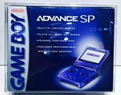 Box Art | Cobalt Gameboy Advance SP GameBoy Advance