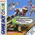 Championship Motocross 2001 | PAL GameBoy Color
