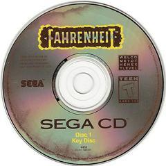 Fahrenheit - Disc 1 | Fahrenheit Sega 32X