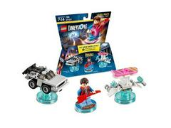 Back To The Future | Back to the Future [Level Pack] Lego Dimensions