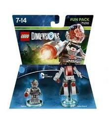DC Comics - Cyborg [Fun Pack] Lego Dimensions Prices