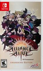 Alliance Alive HD Remastered Nintendo Switch Prices