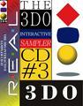 3DO Interactive Sampler CD 3   3DO