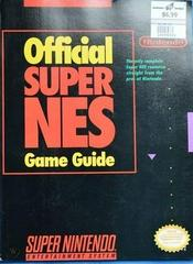 Official Super NES Game Guide Strategy Guide Prices
